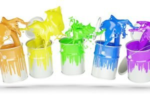 Farbgrundierungen