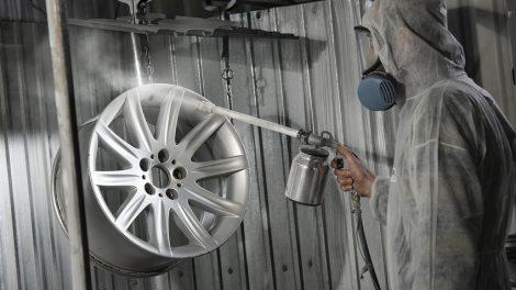 Aluminium Grundierung